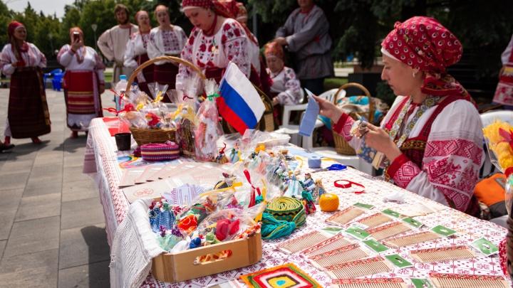День России прошел в Новокузнецке. Посмотрите, как это было, в нашем фоторепортаже