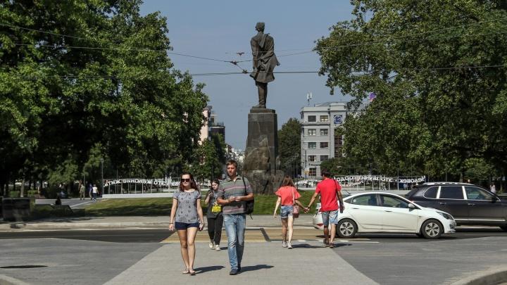 Благоустройство скверов в Нижнем Новгороде: закончено 15 пространств, 3 — в отстающих