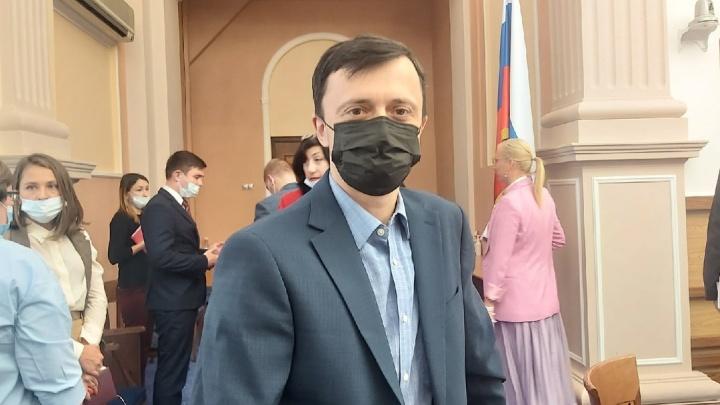 В Новосибирске назначен новый начальник главного управления архитектуры и градостроительства мэрии