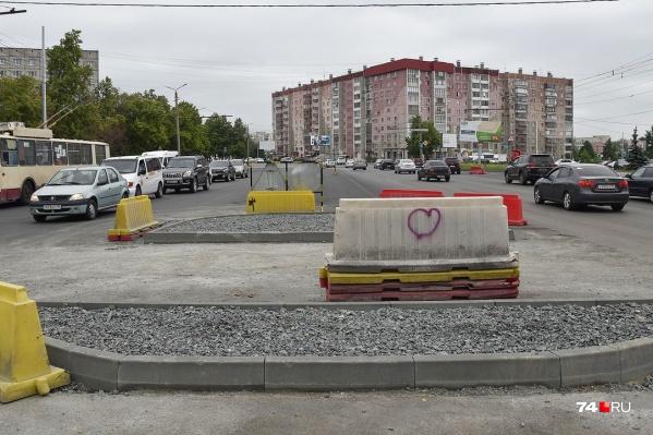 Кажется, любителей ездить по Комсомольскому проспекту после его ремонта не останется