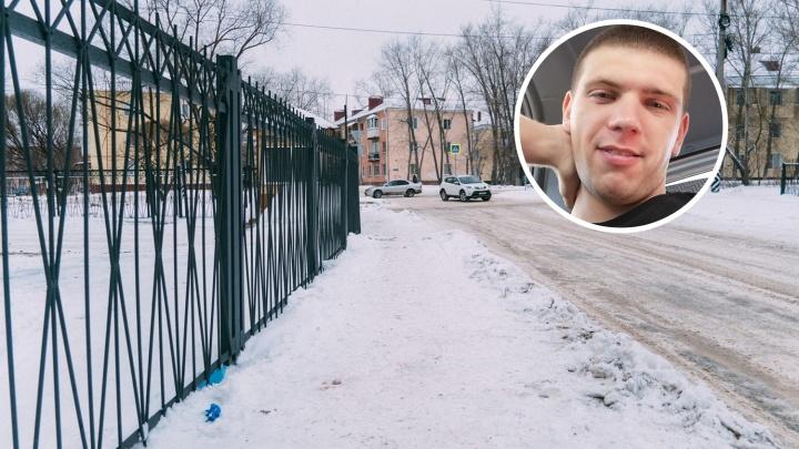 В КМХЦ рассказали о состоянии друга убитого омского футболиста