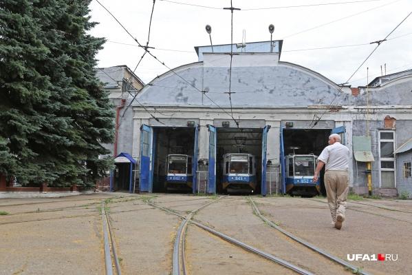 История трамвая в Уфе началась в 1936 году
