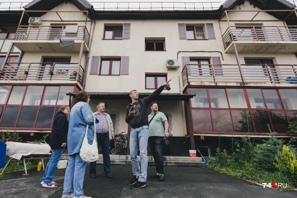 Жильцам разрешили входить в квартиры спустя сутки