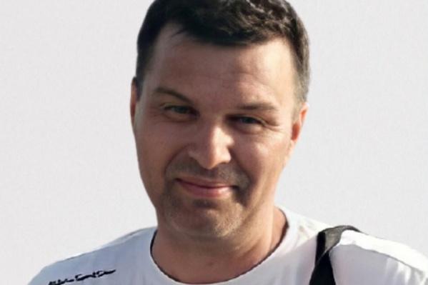 Александр Вяткин пропал 14 сентября
