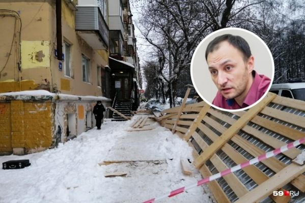 Ранее сообщалось, что ЧП на Краснова стало последней каплей перед увольнением Дмитрия Баранова