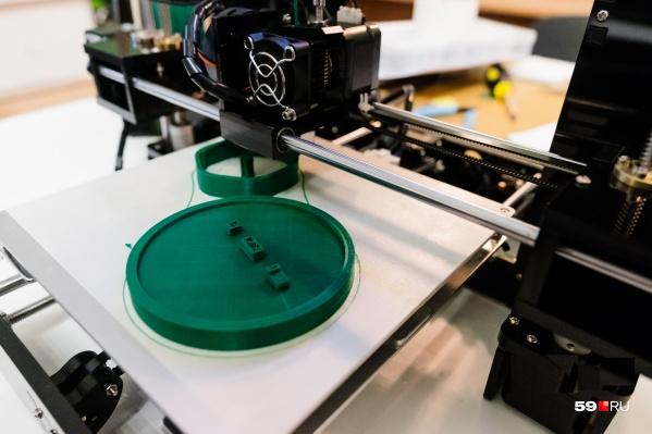 Будущие медики смогут делать зубные протезы на 3D-принтере