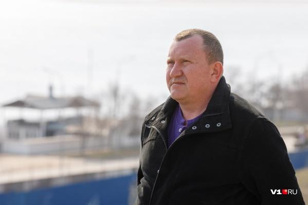 В инспекцию маломерных судов Сергей Петров пришел всего за полгода до трагедии