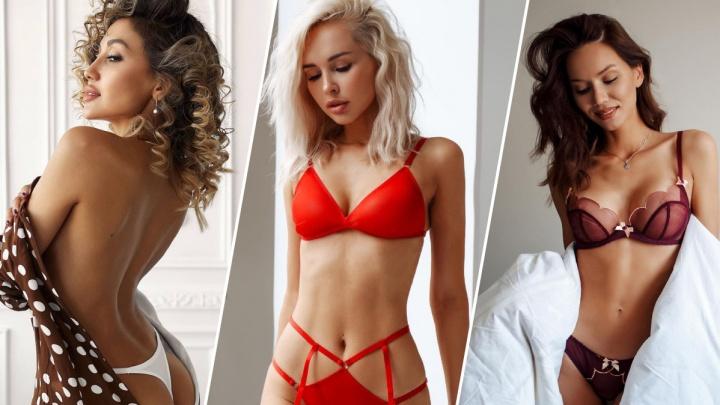 Лучшие девушки недели из Instagram Уфы: выходные будут жаркими