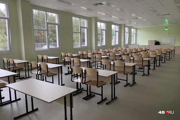 15 классов в зауральских школах закрыты на карантин из-за ковида