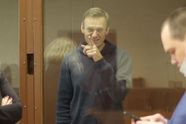 Ранее Навального приговорили к реальному сроку по делу о коррупции