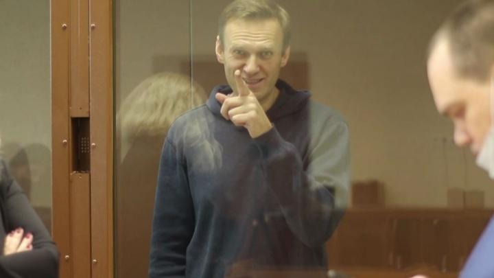Прокуратура попросила для Навального штраф в 950 тысяч рублей за оскорбление ветерана