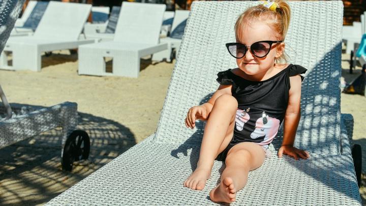 Аквапарк под открытым небом и песчаный пляж: где в Екатеринбурге отдохнуть у воды в конце лета