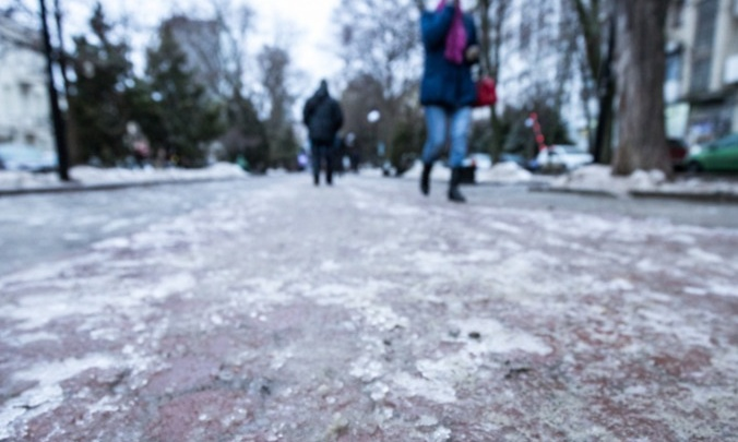 В ближайшие дни на Дону ожидают гололед и мокрый снег