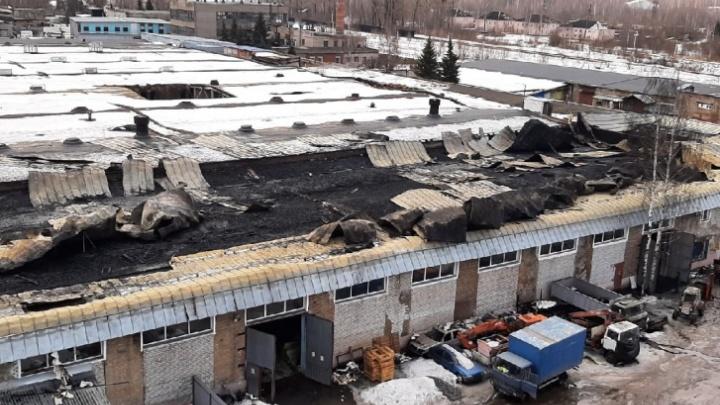 Власти проверили состояние воздуха в Рыбинске после крупного пожара на заводе: выводы специалистов