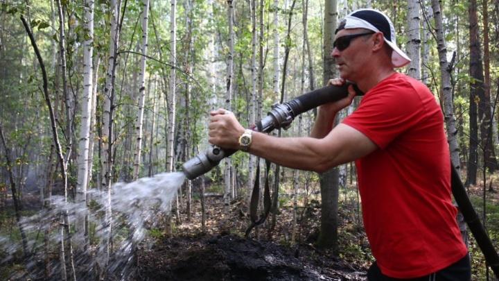 «Ситуация лучше не становится»: Евгений Ройзман — о тушении пожаров на Волчихе