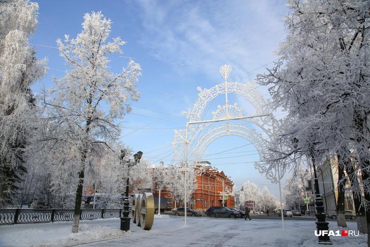 В Башкирии резко изменится погода