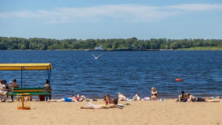 «Должна быть бюджетной»: на самарских пляжах цену на питьевую воду собираются снизить