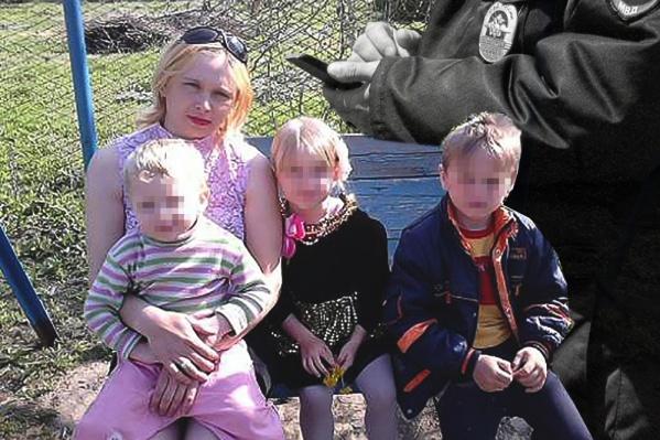 В семье Левченко осталось трое осиротевших детей
