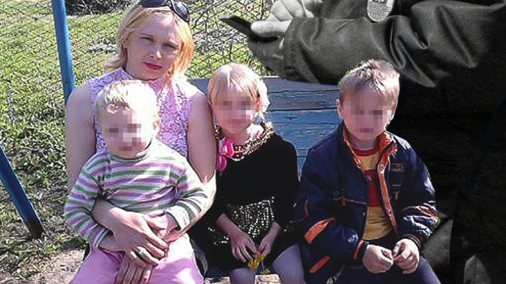 Жительницу Ростовской области сутки убивали на глазах у троих детей. Полиция не приехала на вызов