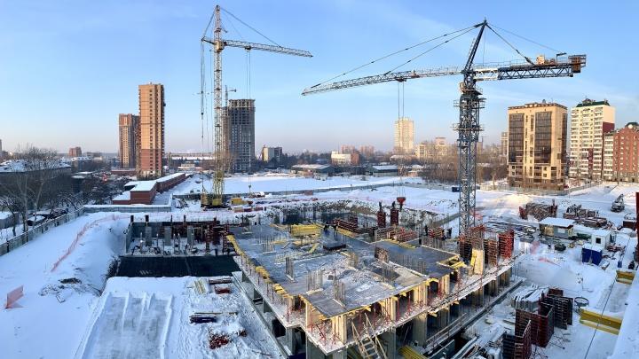 ГК «Расцветай» вошла в десятку лидеров по сданному жилью в Новосибирске в 2020 году