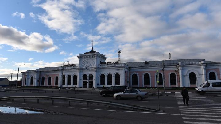 В Ярославле перенесли остановку у Московского вокзала