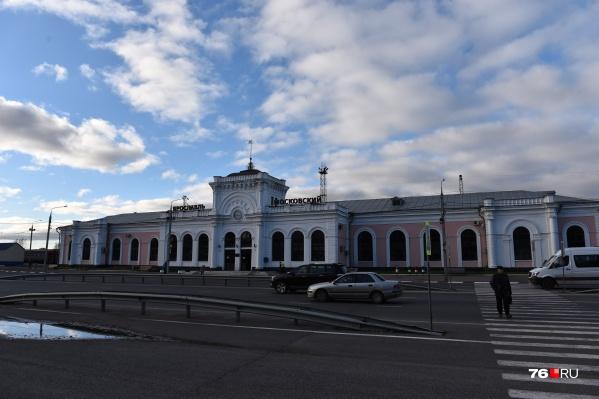 Остановку у Московского вокзала передвинут