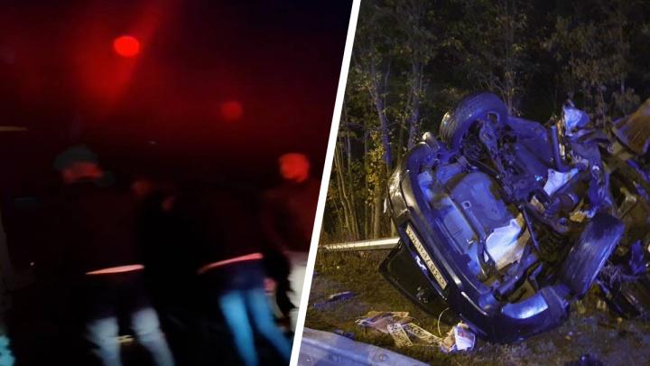 Стала известна причина смертельного ДТП на Волжском шоссе в Самаре