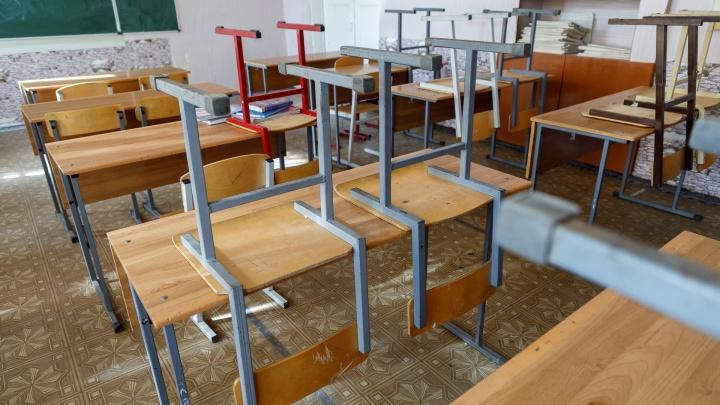 Темпы заболевания устрашающие: в Волгограде и области за неделю на карантин ушли больше 100 классов