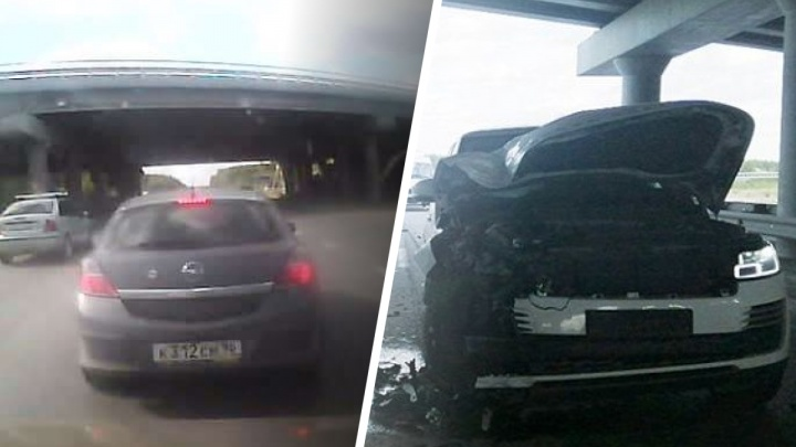 Против «учителя» на Opel, который спровоцировал жуткую аварию на Тюменском тракте, прекратили уголовное дело