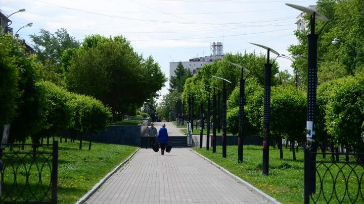 В Екатеринбурге отменили обещанные перекрытия на улице Мира