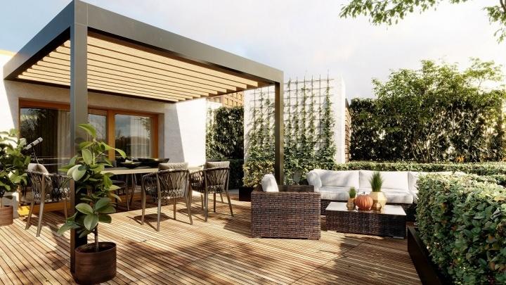 Коттедж внутри квартиры или два этажа для вечеринок: как изменились форматы жилья в городе