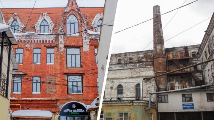 Мертвые зоны: что могли бы сделать с заброшенными заводами в центре Ярославля, но так и не сделали