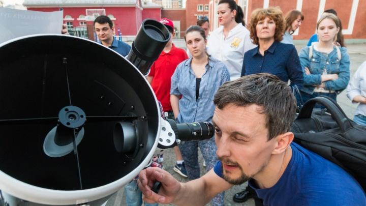 «Новогодний метеорный поток» и полнолуние: какие астрономические события ждут пермяков в январе