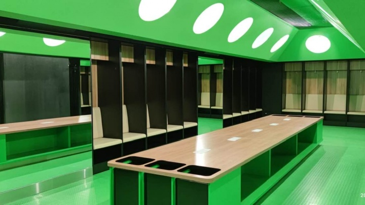 «Это Россия будущего». Архитектор показал, как выглядит изнутри новый стадион Галицкого в Краснодаре