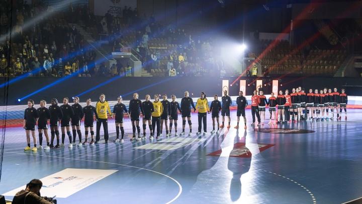 Одна из лучших гандбольных команд Европы станет играть на спортплощадке училища в Ростове