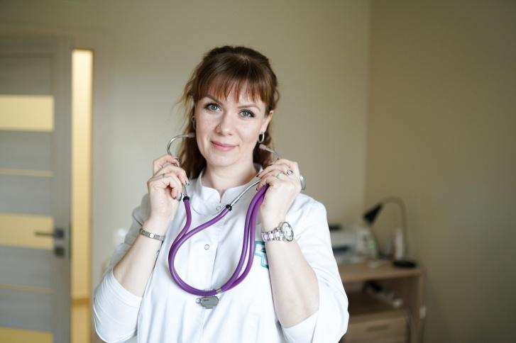 Дарья Александровна Кононова, терапевт «Медсанчасти-168»