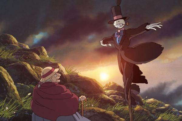 Мультфильмы студии Ghibli уже давно стали классикой мировой анимации
