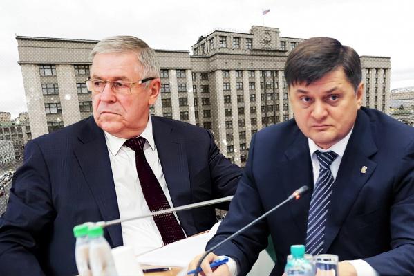 В Госдуме большую Тюменскую область представляют несколько депутатов, но некоторые из них избрались номинально и ведут деятельность по другим регионам