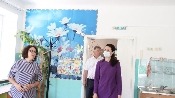Для малышей из поселка Биофабрика откроют детский сад на 310 мест