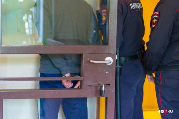 Инцидент со сбежавшим задержанным в отделе полиции произошел в марте