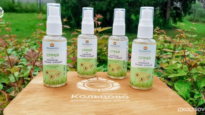Ваниль и розмарин против полчищ мошкары — ученые из Кольцово создали эффективный спрей от гнуса