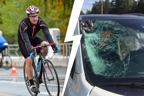 Спортсмены вынуждены выезжать на дороги общего пользования