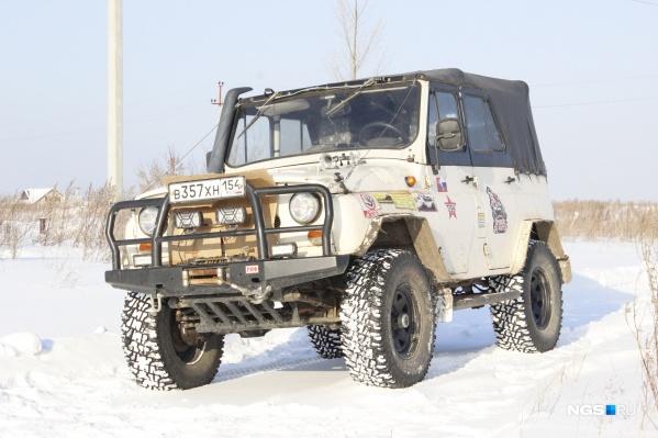 УАЗ-3151 1991 года выпуска