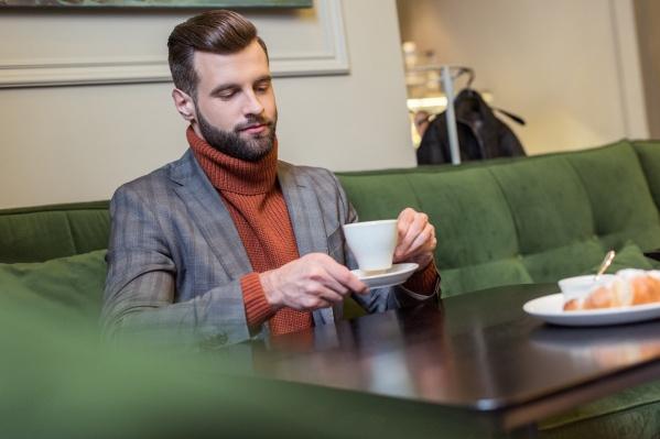 Любители кофе смогут получить до 10% бонусов в кофейне «Утро»