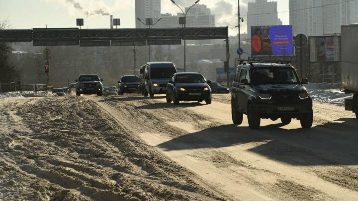 Снежный патруль E1.RU проверил, как почистили Екатеринбург от снега: показываем 20 главных кадров