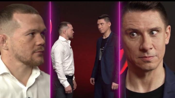 Уральский боец UFC Пётр Ян победил в «битве взглядов» Тимура Батрутдинова