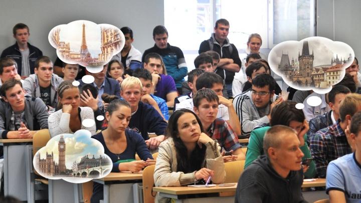Учиться во Франции — дешевле, чем в Тюмени, а в Чехии — бесплатно. Как поступить в вуз за границей: инструкция