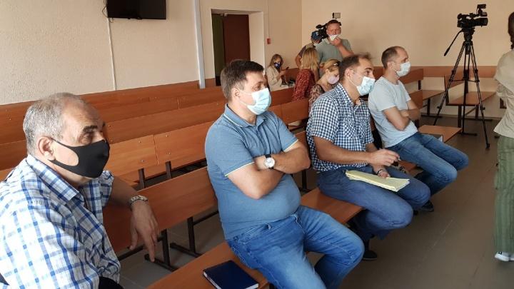 Прошло первое заседание по делу о хищениях в компании, которая поставляла омское зерно в Азию