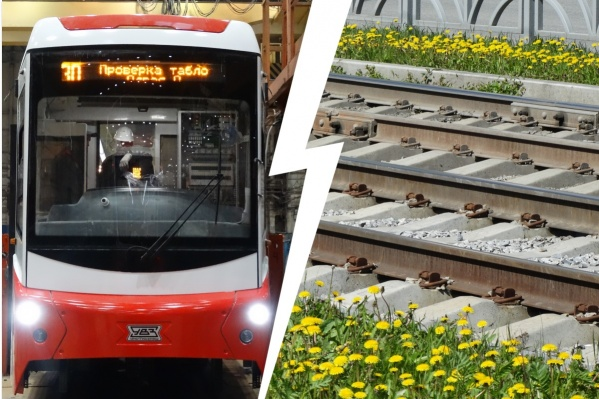 Будущая трамвайная линия даст почти сотню рабочих мест