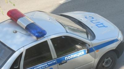 Курганские полицейские устроили погоню со стрельбой за водителем иномарки
